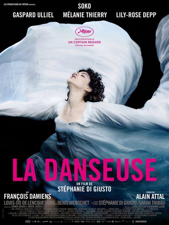 affiche film la danseuse