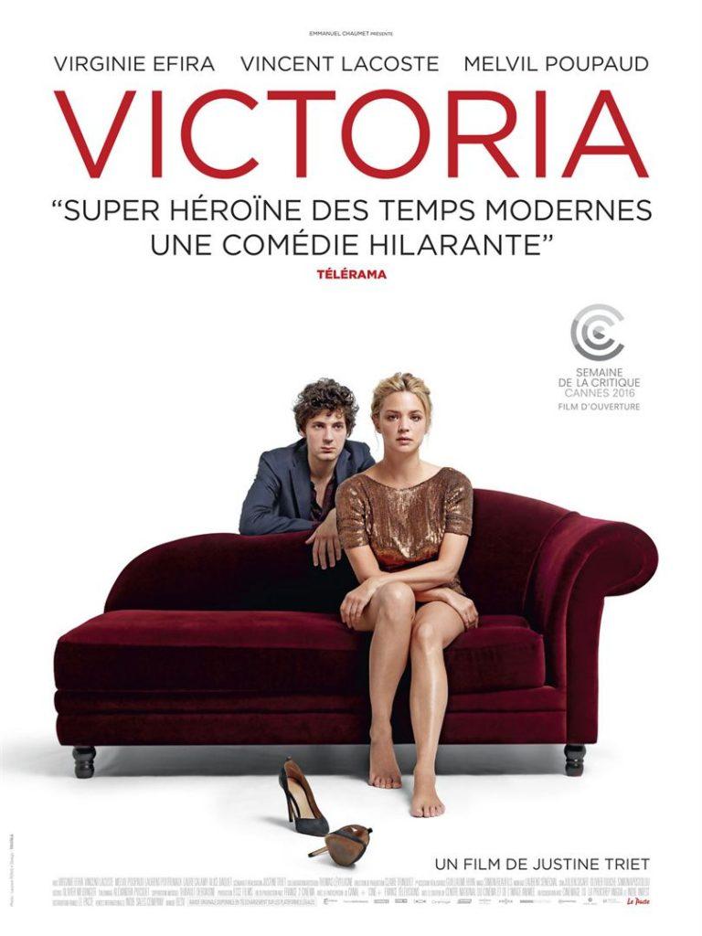 Affiche film Victoria