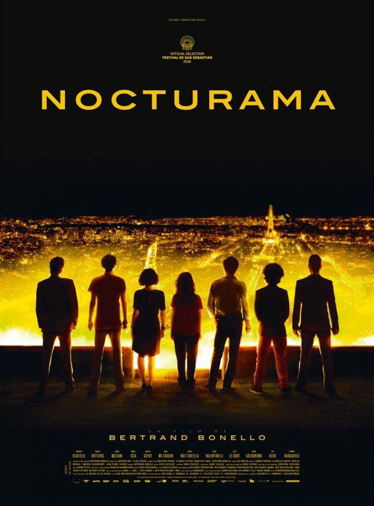 Affiche film Nocturama