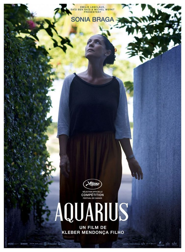 Affiche film aquarius