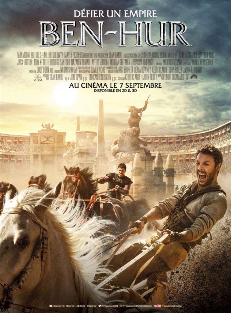 Affiche film Ben-Hur