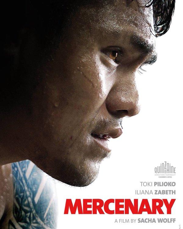 Affiche film mercenaire
