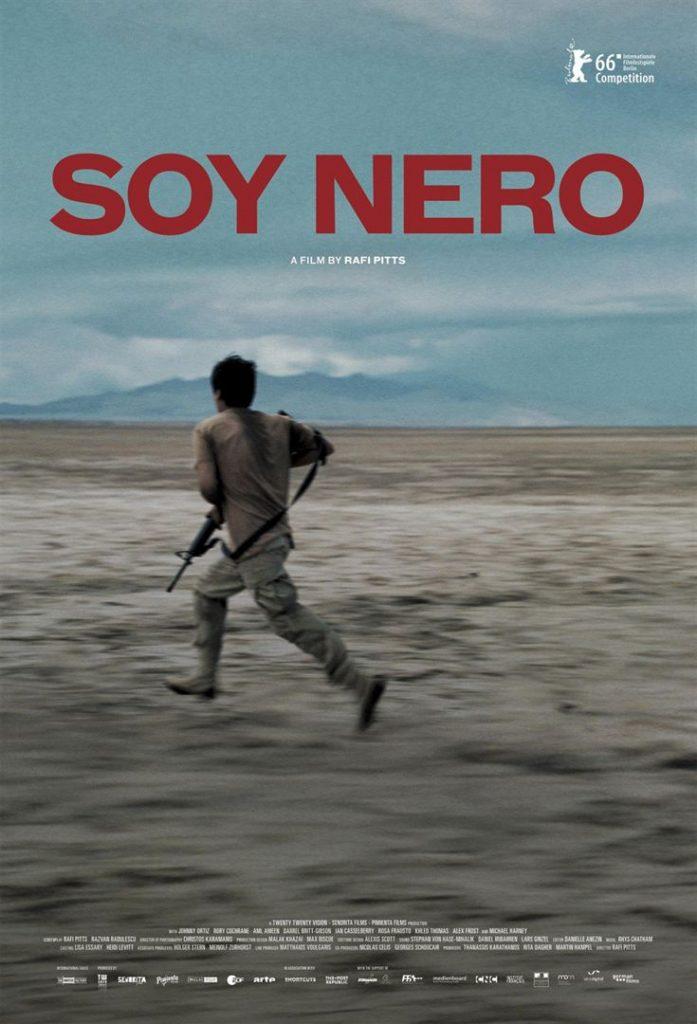 Affiche film Soy Nero