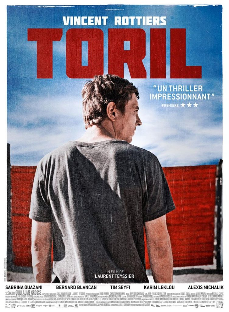 Affiche film Toril